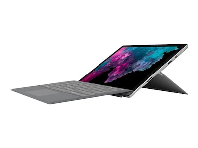 Microsoft Surface Pro 6 Core i5 8GB 128GB Platinum, LPZ-00001, 36978393, Tablets