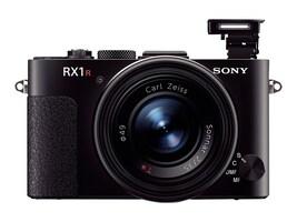 Sony Cyber-shot RX1R Digital Camera, 24.3MP, Black, DSCRX1R/B, 16759986, Cameras - Digital