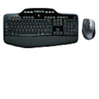 Logitech Wireless Desktop MK710, 920-002416, 36375808, Keyboard/Mouse Combinations