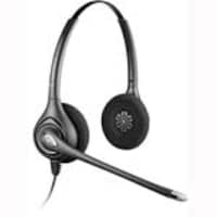 Plantronics Bundle HW261N Headset w A10 Direct Connect Cable, 64339-31/66268-02, 34521576, Headsets (w/ microphone)