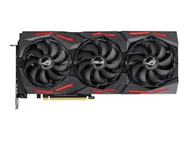 Asus ROG-STRIX-RTX2080S-A8G-GAMING Main Image from Front