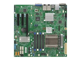 Supermicro MBD-X11SSH-GTF-1585-B Main Image from Front