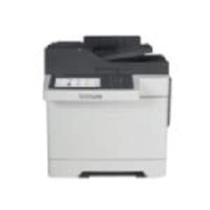 Open Box Lexmark CX510de Color Laser Multifunction Printer - HV w  CAC Enablement (TAA & Schedule 70 Compliant), 28ET505, 34654512, MultiFunction - Laser (color)