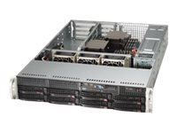 Supermicro SYS-6028R-WTRT Main Image from Right-angle