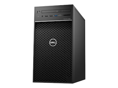 Dell Precision 3630 3.2GHz Core i7 Windows 10 Pro 64-bit Edition, YRKPF, 36381634, Workstations