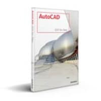 Autodesk Corp. AutoCAD for Mac Commercial Single User Ann, 777H1-006395-T934-VC, 35688423, Software - Illustration & Utilities