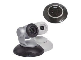 ConferenceSHOT Basic 1 AV Bundle for North America (Silver & Black), 999-9995-500, 36427356, Audio/Video Conference Hardware