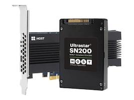 HGST 800GB UltraStar SN200 PCIe 3 DW D SFF 2.5 Internal Solid State Drive, 0TS1306, 34236581, Solid State Drives - Internal