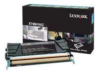 Lexmark X746H1KG Main Image from Front