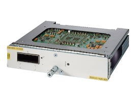 Cisco A9K-MPA-1X100GE-RF Main Image from Right-angle