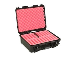 Perm-A-Store ATA Waterproof 20 Hard Drive Foam Carrier, 07-039002, 16551544, Carrying Cases - Other