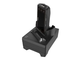 Zebra Single-Slot USB Charging Cradle for WT6000, CRD-NGWT-1S1BU-01, 32988762, Bar Coding Accessories