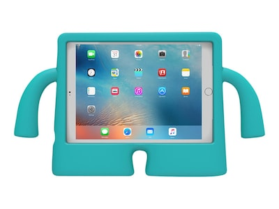 Speck iGuy Case for 9.7 iPad (2017 2018), 9.7 iPad Pro, iPad Air Air 2, Caribbean Blue, 77641-2479, 35404355, Carrying Cases - Tablets & eReaders