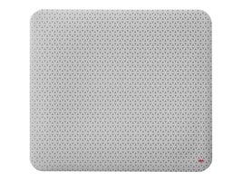 3M Precise Mouse Pad w  Non-Skid Backing, Battery Saving Design, Gray, MP114-BSD1, 34098464, Ergonomic Products