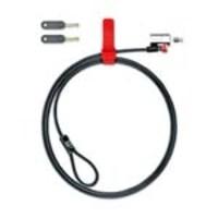 Kensington ClickSafe Keyed Laptop Lock, K64637WW, 12039228, Security Hardware