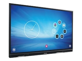 Promethean 86 ActivPanel 4K Ultra HD LED-LCD Touchscreen Display, AP6-86A-4K, 35110630, Monitors - Large Format - Touchscreen