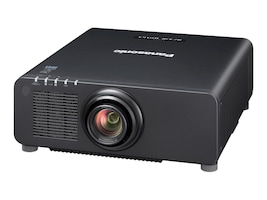 Panasonic PT-RZ970BU WUXGA DLP Projector, 10000 Lumens, Black, PT-RZ970BU, 32014634, Projectors