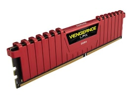 Corsair 16GB PC4-19200 288-pin DDR4 SDRAM DIMM Kit, CMK16GX4M2A2400C14R, 27267338, Memory