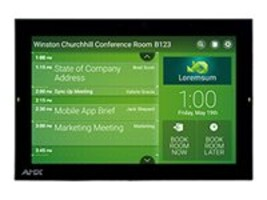 "AMX RMBK-1001 10.1"" AMX RoomBook Scheduling Touch Panel, FG2265-40, 34177963, Office Supplies"