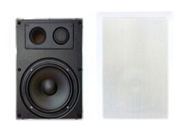 Pyle 8in 2-Way In-Wall Speaker Tweeter, PDIW87, 11453769, Speakers - Audio