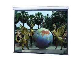 Da-Lite Model C Manual Projection Screen with CSR, Matte White, 16:9, 119, 79884, 9632928, Projector Screens
