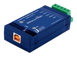 B&B Electronics USB Inline Isolated Converter for RS-422 485, USOPTL4-LS, 15027257, Adapters & Port Converters