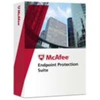 McAfee Endpoint Protection Suite Perpetual License + 1-Year Gold Support (501-1000 User Level), EPSCDE-AA-FA, 12614405, Software - Antivirus & Endpoint Security