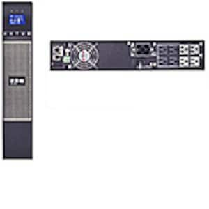 Scratch & Dent Eaton 5PX UPS 2200VA Graphical LCD Line Int. 2U R T 230V C20 16A Input (1) C19 (8) C13 Outlets, 5PX2200IRT, 37504106, Battery Backup/UPS