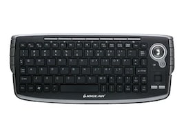 IOGEAR Wireless Compact Keyboard, GKM681RW4, 15400816, Keyboards & Keypads