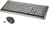 Lenovo Ultra-Slim Wireless Keyboard and Mouse, 0A34032, 12719354, Keyboard/Mouse Combinations