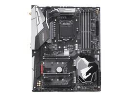 Gigabyte Tech Motherboard, AORUS GAMING5 Z370 MP LGA1151 MAX-64GB DDR4 ATX PCIE16 GBE LAN, Z370 AORUS GAMING 5, 34643291, Motherboards