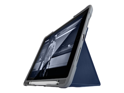 STM Bags Dux Plus Case for iPad 6th Gen, Midnight Blue, STM-222-165JW-03, 35542521, Carrying Cases - Tablets & eReaders