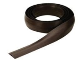 Open Box Hubbell FloorTrak Cable Cover, Black, 25ft, FT4BK25, 32043013, Premise Wiring Equipment