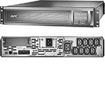 APC SMX3000RMHV2U Main Image from