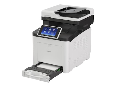 Ricoh SP C360SFNw Color LED Multifunction Printer, 408168, 35375380, MultiFunction - Laser (color)