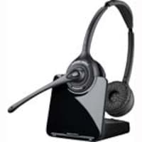Scratch & Dent Plantronics CS520 Over-The Head Binural Headset, DECT 6.0, 84692-01, 35027596, Headsets (w/ microphone)