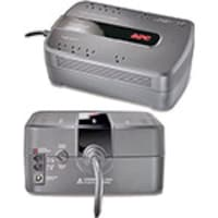APC Back-UPS 650 650VA 390W 120V NEMA 5-15P Input 5ft Cord (8) 5-15R Outlets, EXCLUSIVE Buy - Save $5, BE650G1, 13115982, Battery Backup/UPS