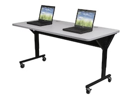Balt 30 x 60 Brawny Table, Gray, 89848, 33617912, Furniture - Miscellaneous