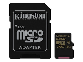 Kingston SDCG/64GB Main Image from Front