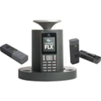 Scratch & Dent Revolabs FLX 2 VoIP SIP Wireless Conference Phone System with 2 Omni Microphones, 10-FLX2-200-VOIP, 34892705, Audio/Video Conference Hardware