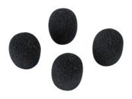 Shure Black Snap-Fit Foam windscreen, RK183WS, 33681906, Microphones & Accessories