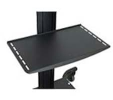 Peerless Base Shelf, ACC315-AB, 13418772, Cart & Wall Station Accessories