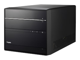 Shuttle Barebones, SH370R6V2 SFF H370 2xGbE 1x300W, SH370R6V2, 37377961, Barebones Systems