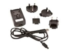 Intermec Honeywell Power Adapter Kit w USB Cable, 213-029-001, 31611390, Portable Data Collector Accessories