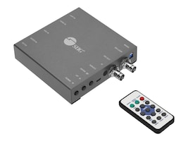 Siig Multiple Video to SDI Scaler Converter, CE-H24J11-S1, 36584909, Scan Converters