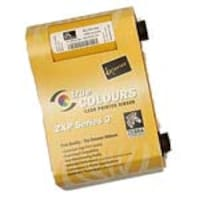Zebra YMCKOK True Colors ix Ribbon Cartridge for ZXP Series 3 Card Printers, 800033-848, 13477764, Printer Ribbons