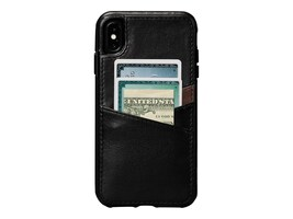 Targus DEEN LUGANO LTHR WALLET CASE IPHONE XS, SFD375NPUS, 37235161, Carrying Cases - Phones/PDAs