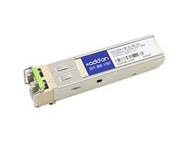 ACP-EP Memory SFP-1GB-CW-31-80-AO Main Image from Left-angle