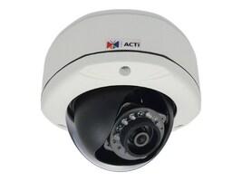 Acti 3MPIX Outdoor Dome Camera w  Adaptive IR, E72A, 17745279, Cameras - Security