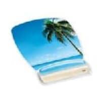 3M Gel Mouse Pad Wristrest, Beach Design, MW308BH, 8463421, Ergonomic Products